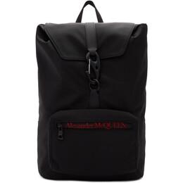 Alexander McQueen Black Urban Backpack 601374HV22K