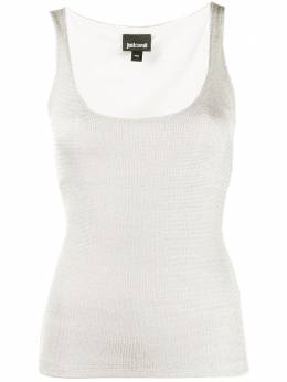 Just Cavalli fitted vest S02NC0267N21460