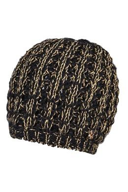 Черно-желтая шапка Trussardi Jeans 3074174660