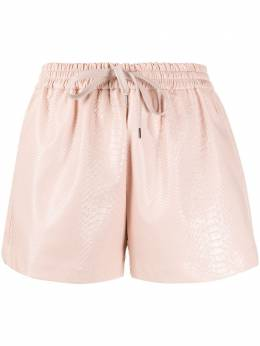 No. 21 textured short shorts 20EN2M0D0312843