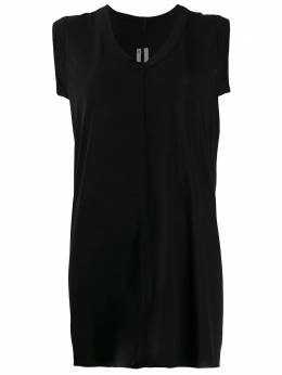 Rick Owens Forever elongated top RP20S1102BZ
