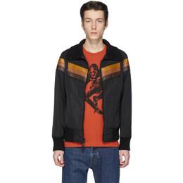 Coach 1941 Black Ski Jacket 88676BLK