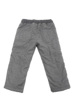 Утепленные брюки на резинке Il Gufo 1205173533