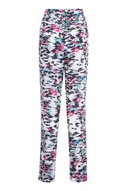 Цветные брюки с узором Balenciaga 397174728
