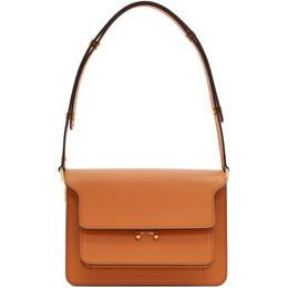 Marni Orange Medium Trunk Bag SBMPN09NO1 LV583