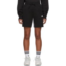 Adidas Originals Black Must Haves 3-Stripes Shorts EB5284