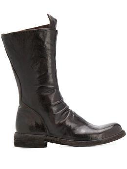 Officine Creative ботинки Legrand 09 с широким голенищем LEGRAND090EXOTICIGNIS