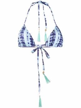 Cecilie Copenhagen лиф бикини Fenja с треугольными чашками 993