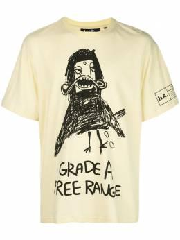 Haculla футболка 'Grade A' HA02AIT22