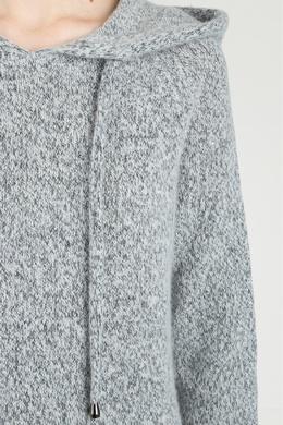 Трикотажный серый костюм в спортивном стиле Max & Moi 2919174222