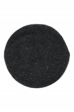 Черный трикотажный берет Max & Moi 2919174249