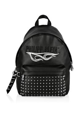 Рюкзак с заклепками и вышивкой Philipp Plein 1795175356