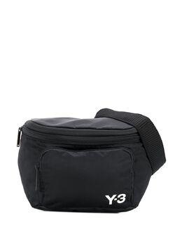 Y-3 Expandable one-shoulder backpack FQ6993