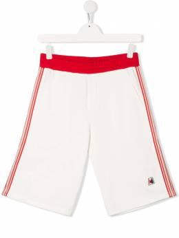 Moncler Kids спортивные шорты 8H70420809AG