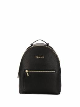 Tommy Hilfiger logo strap backpack AW0AW08106