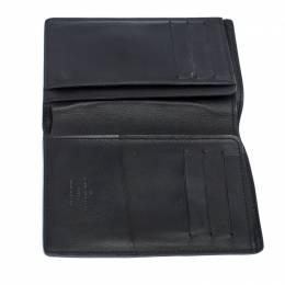 Louis Vuitton Black Damier Infini James Bifold Wallet