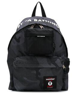 Eastpak рюкзак с камуфляжным принтом из коллаборации с AAPE EK10FB41