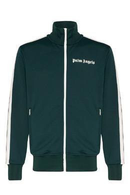 Зеленая спортивная куртка Palm Angels 1864175847