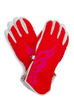 Лыжные перчатки из кожи и текстиля Bogner 1936176132