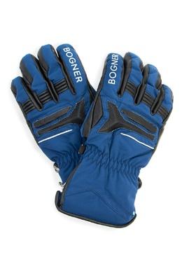 Синие лыжные перчатки Bogner 1936176125