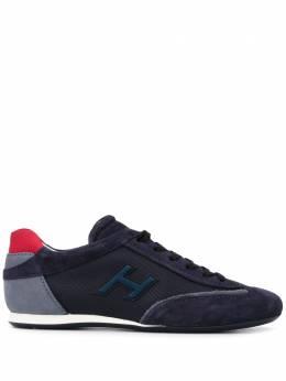 Hogan кроссовки на шнуровке HXM05201684N6Z