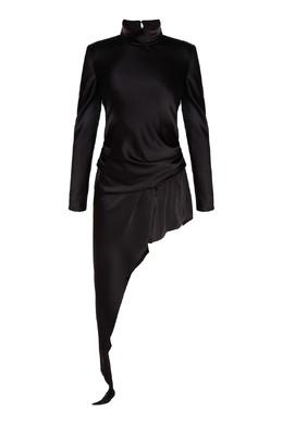 Платье с асимметричным подолом Alexander Wang 367175868