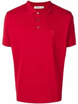 Pringle Of Scotland рубашка-поло с вышитым логотипом PMJ385