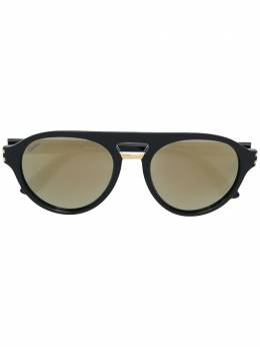 Cartier солнцезащитные очки 'C Décor' CT0130S