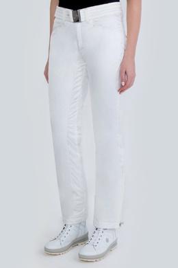 Белые лыжные брюки с поясом Bogner 1936177786