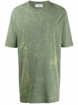 Faith Connexion футболка с выцветшим эффектом X3711J00B54