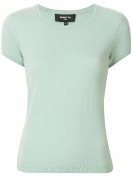 Paule Ka футболка тонкой вязки 401PU15