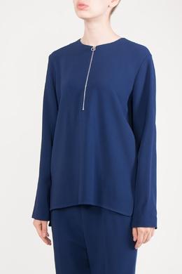 Синий брючный костюм свободного кроя Stella McCartney 193179744