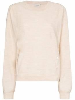 Lemaire button-detailed jumper W201KN444LK087