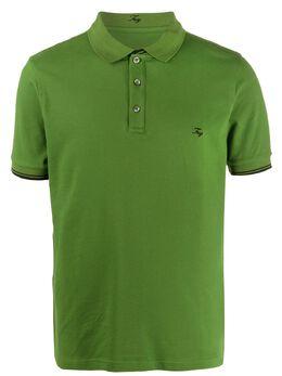 Fay рубашка-поло с вышитым логотипом NPMB240134SITOV401