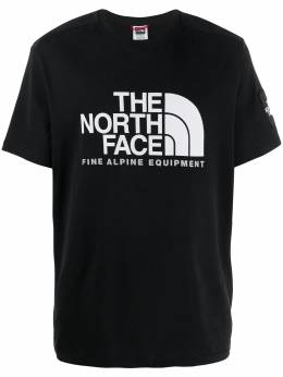 The North Face футболка Fine Alpine II NF0A4M6N