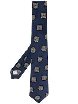 Tagliatore галстук с узором CPET11