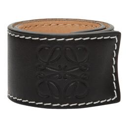 Loewe Black Slap Bracelet 119.19.336