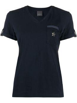 Lorena Antoniazzi футболка с короткими рукавами P2043TS0239999