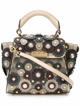 Zac Zac Posen маленькая сумка с отделкой жемчугом 'Eartha' ZP5610111