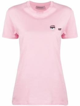Chiara Ferragni футболка Flirting узкого кроя с вышивкой 20PECFT100