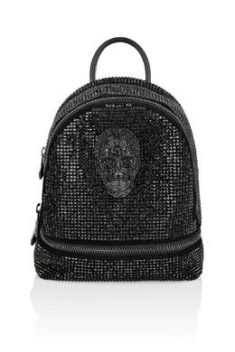 Маленький рюкзак со стразами Philipp Plein 1795182547