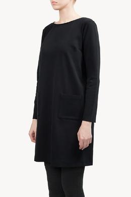 Трикотажное платье с длинным рукавом Gran Sasso 2240182712