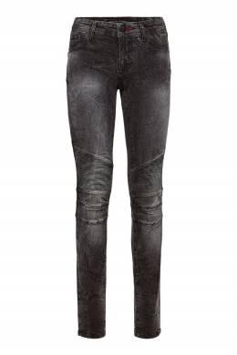 Черные джинсы-скинни Philipp Plein 1795182934