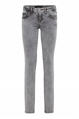 Серые облегающие джинсы Philipp Plein 1795182978
