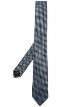 Z Zegna галстук с геометричной вышивкой Z7Z121SV