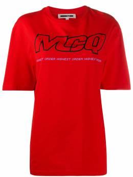 MCQ by Alexander McQueen футболка с логотипом 494256RNH46