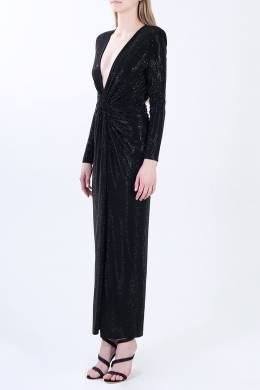 Вечернее платье с V-образным вырезом Alexandre Vauthier 356183159