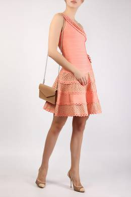 Розовое мини-платье Forever Unique 2146182537