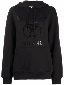 Moschino Double question mark hoodie A17180527