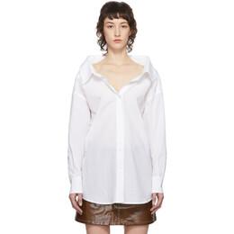 Simon Miller White Tabor Shirt W113-3055